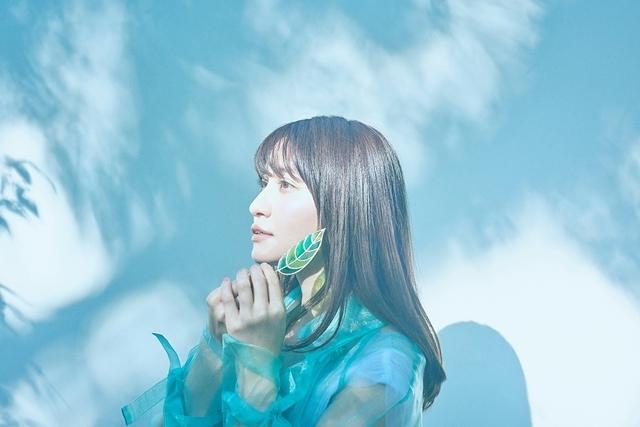 声優・歌手の中島愛さん、ニューアルバム「green diary」全曲クロスフェード公開! リード曲「GREEN DIARY」のMVも一部初公開-1