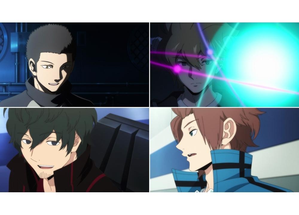 『ワールドトリガー』2ndシーズン、第1話先行カット公開!声優の村中知・梶裕貴からコメも到着