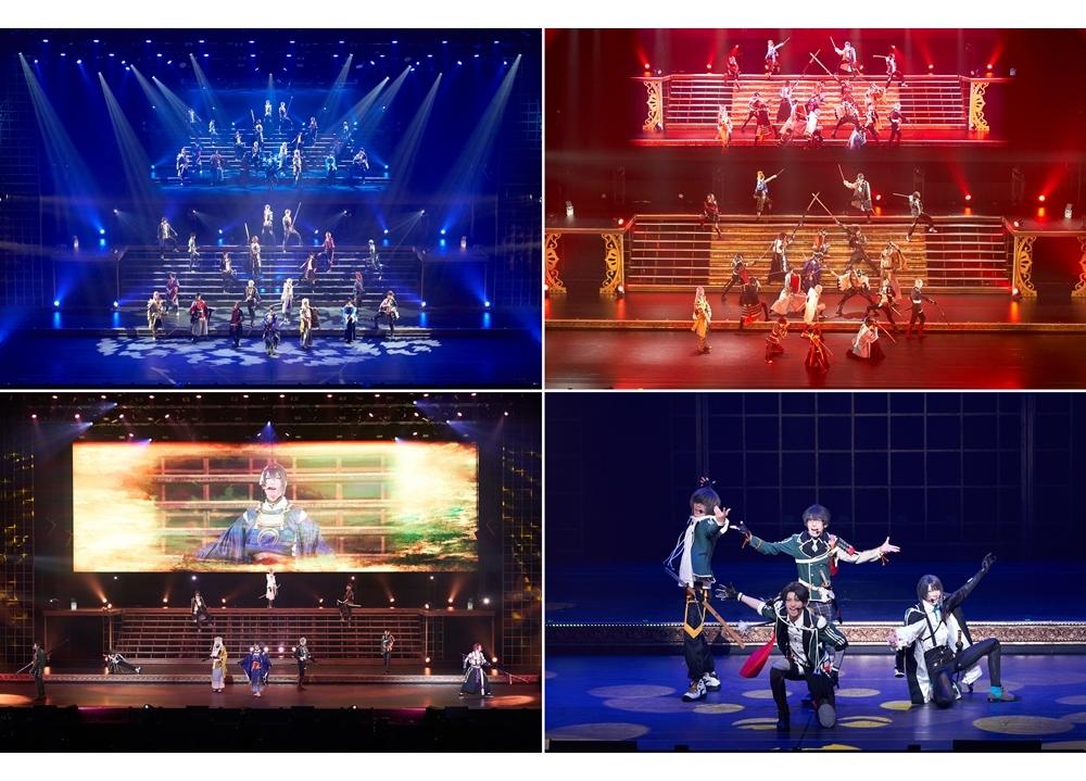 『刀ミュ』五周年記念 壽 乱舞音曲祭の舞台写真を公開!