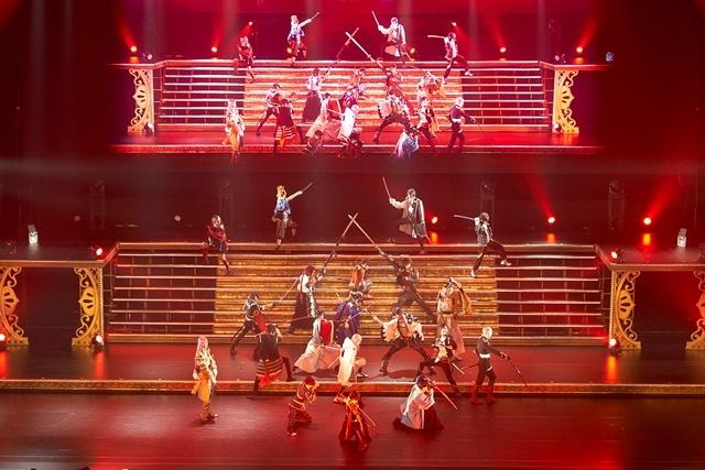 ミュージカル『刀剣乱舞』五周年記念 壽 乱舞音曲祭が開幕! 計21振りの刀剣男士が出演、気になる舞台写真を大公開-3