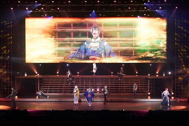 ミュージカル『刀剣乱舞』五周年記念 壽 乱舞音曲祭が開幕! 計21振りの刀剣男士が出演、気になる舞台写真を大公開-5