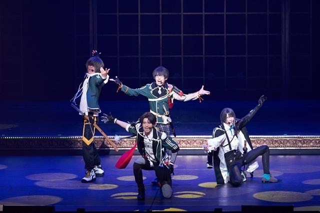 ミュージカル『刀剣乱舞』五周年記念 壽 乱舞音曲祭が開幕! 計21振りの刀剣男士が出演、気になる舞台写真を大公開-7