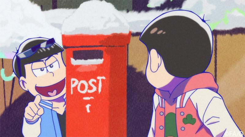 秋アニメ『おそ松さん』第3期、第14話「キラキラ ファントム ストリーム」ほかの先行カット到着!