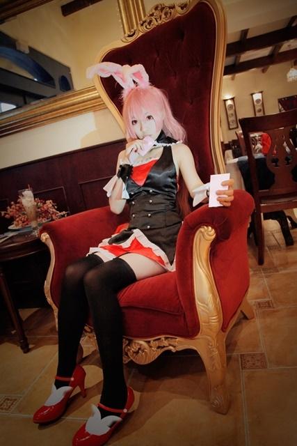 人気作『問題児たちが異世界から来るそうですよ?』より、黒ウサギのコスプレ特集! うさ耳とセクシーな衣装が可愛らしい彼女の姿をお届け-1