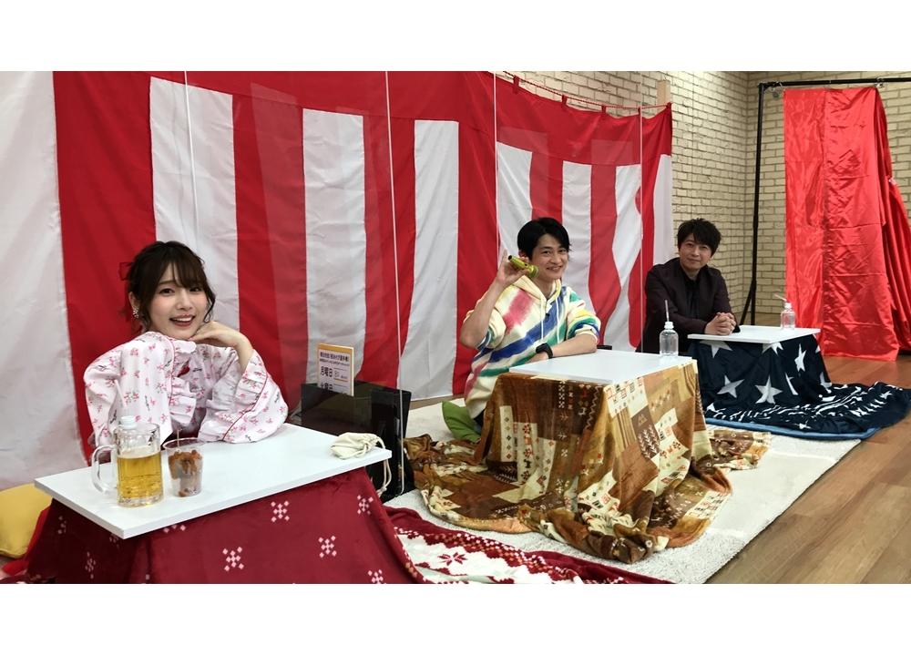 『声優と夜あそび 火【下野紘×内田真礼】#26』公式レポ到着!