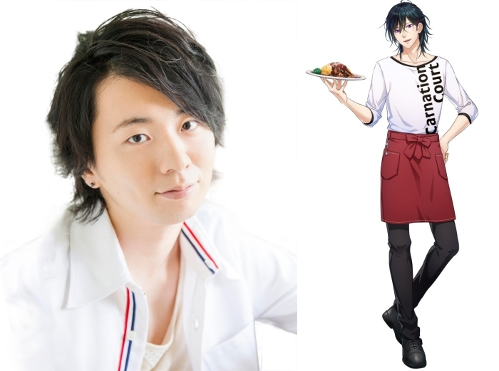 声優・木村良平さんが演じるイケメン男子と一緒に料理レッスンができる!「カーネーション・コート」とABCクッキングスタジオの期間限定コラボが実施