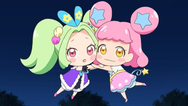 キラッとプリ☆チャン第134話イブちゃん輝く!ムーンライトマジックエリアだッチュ!