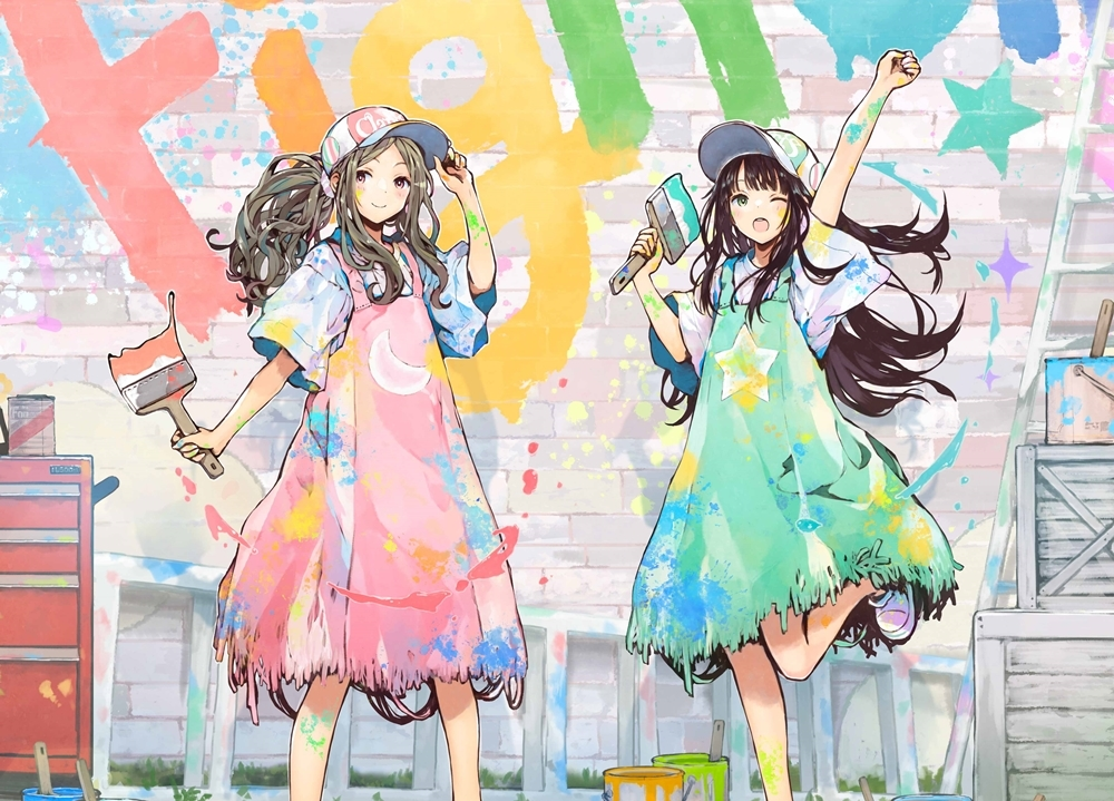 「ClariS」ニューシングル「Fight!!」の新ビジュアル解禁!コメントも到着