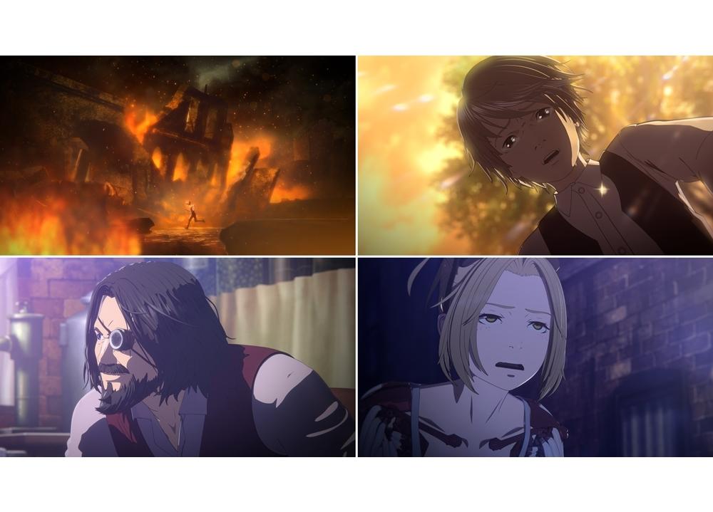 冬アニメ『Levius レビウス』第2話の予告動画を公開!