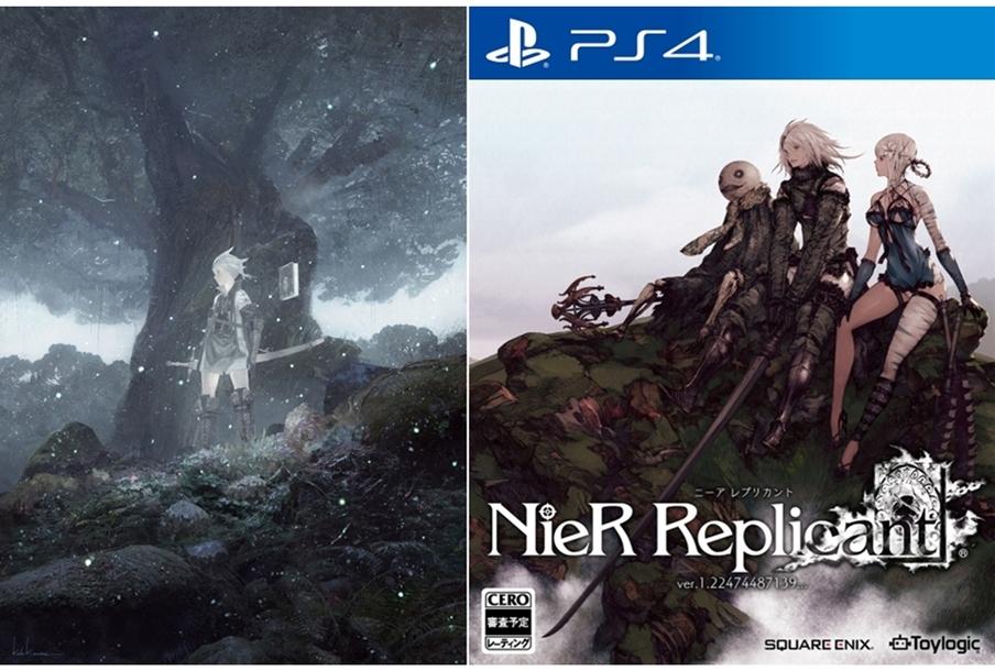 『NieR Replicant ver.1.22474487139...』発売記念フェアがアニメイトで開催