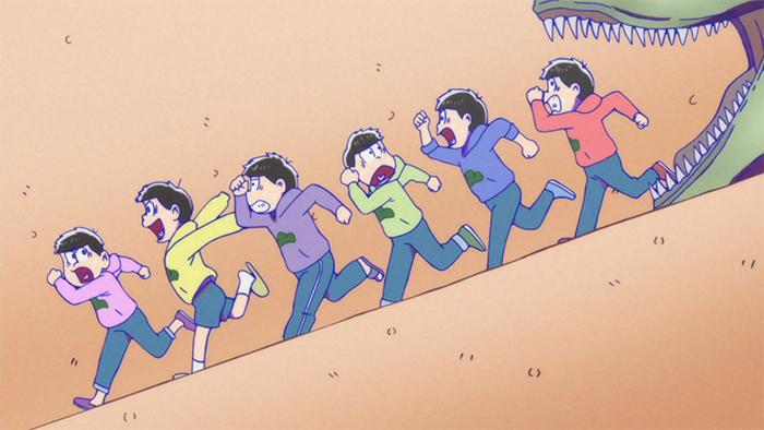 TVアニメ『おそ松さん』第3期 第2クールOP&ED映像ノンクレジットバージョンを期間限定公開! 第2クールEDジャケット写真も初解禁-4
