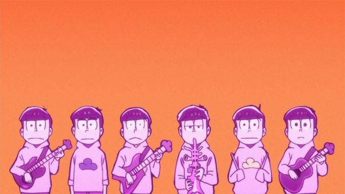 TVアニメ『おそ松さん』第3期 第2クールOP&ED映像ノンクレジットバージョンを期間限定公開! 第2クールEDジャケット写真も初解禁-5