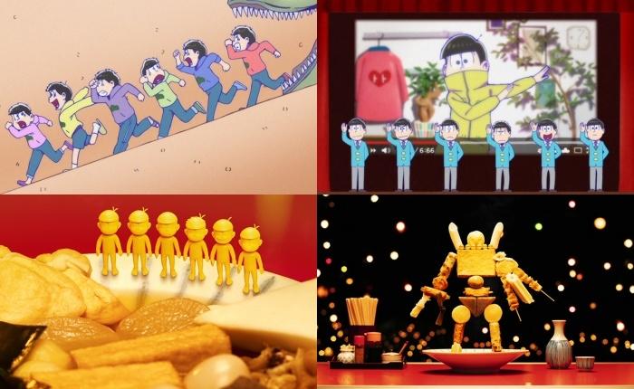 TVアニメ『おそ松さん』第3期 第2クールOP&ED映像ノンクレジットバージョンを期間限定公開! 第2クールEDジャケット写真も初解禁-1