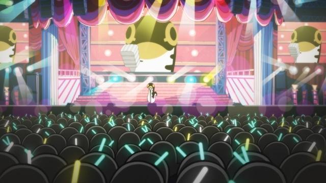 WEBアニメ『とーとつにエジプト神』第8話「とーとつにアイドル」「とーとつにとーげい」あらすじ&場面カットが公開!-3