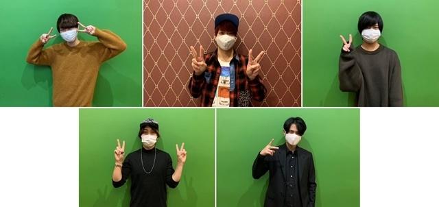 シチュエーションCD「PERFECTION NOISE」&「青い春の音がきこえる」最新巻が同時リリース! 上村祐翔さん、石川界人さんら出演声優のインタビューが到着-1