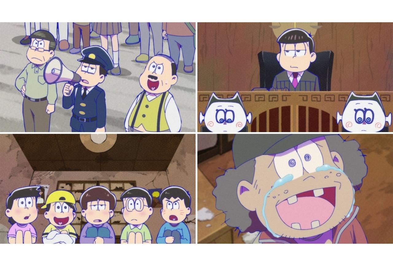 【ネタバレ注意】『おそ松さん』第15話を【振り返り松】