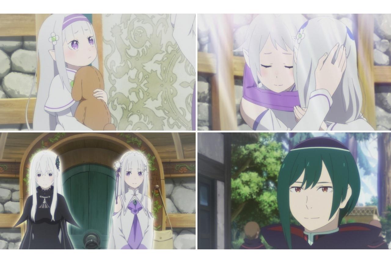 冬アニメ『リゼロ』2nd season 42話の先行カット公開
