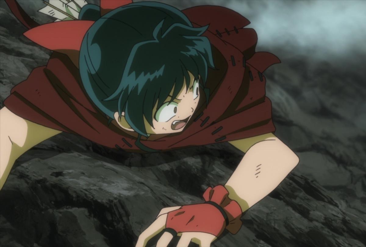 秋アニメ『半妖の夜叉姫』第17話あらすじ&場面カット公開
