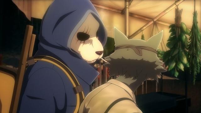 冬アニメ『BEASTARS』第2期:第16話より先行場面カット&あらすじ到着! テムの事件の犯人探しに集中しようとした矢先、巨大な肉食獣に襲われてしまい……-2