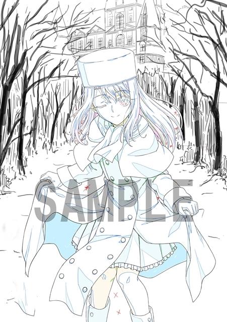 劇場版「Fate/stay night [Heaven's Feel]」III.spring songのスペシャルダイジェスト映像公開! アニメイト&ゲーマーズの特典描き下ろしイラスト線画も解禁-3
