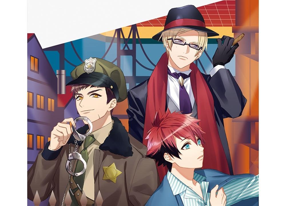 TVアニメ『A3!』BD&DVD第6巻のジャケット画像公開!
