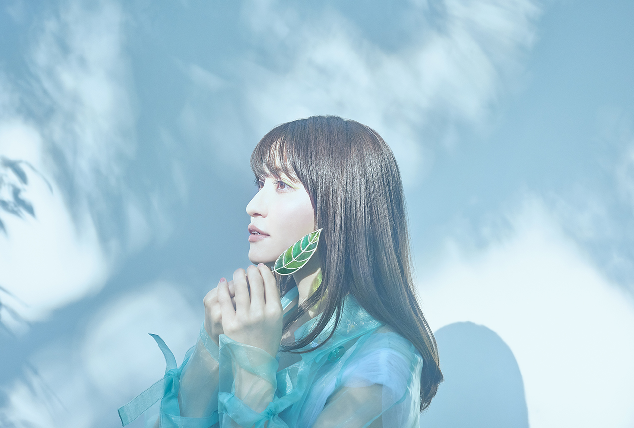 中島愛5thアルバム『green diary』インタビュー