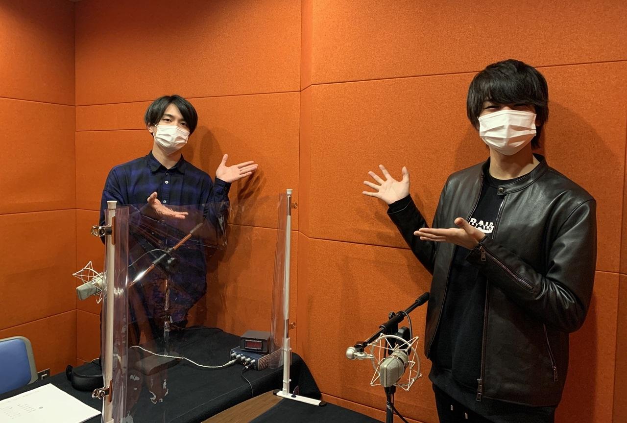 『千銃士R』声優・熊谷健太郎、八代拓によるネットラジオがスタート