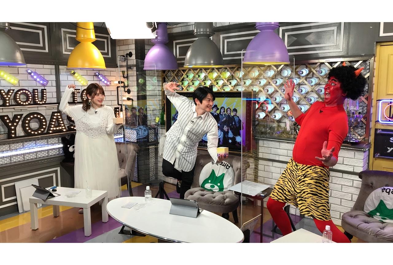 『声優と夜あそび 火【下野紘×内田真礼】#29』公式レポ到着!