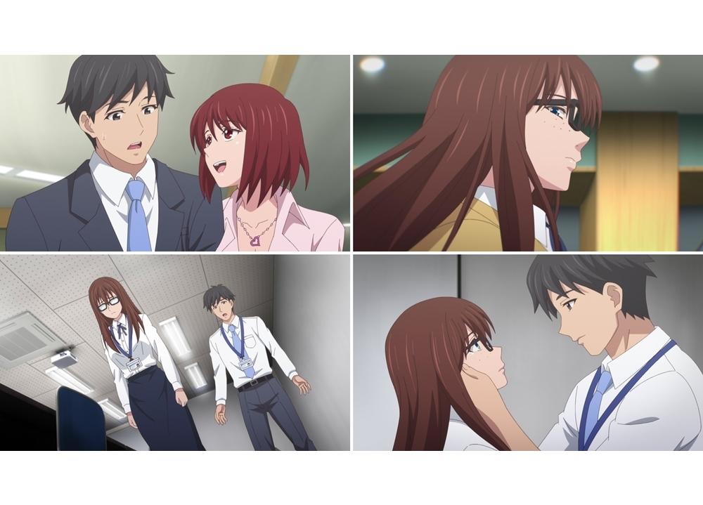 冬アニメ『じみへんっ!!』第6話「仕事中なのに意外と激しかった。」先行カット到着!