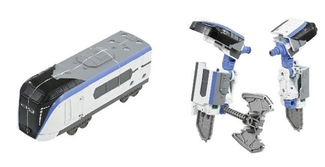 新幹線変形ロボ シンカリオン-11