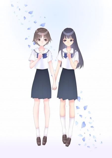 アニメ『BLUE REFLECTION RAY/澪(ブルーリフレクション レイ)』2021年4月より放送決定! 石見舞菜香さん、千菅春香さんが出演、ティザーPVやOP主題歌アーティスト・EXiNAのコメントが公開-2
