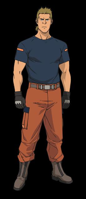 機動戦士ガンダム 閃光のハサウェイ-6