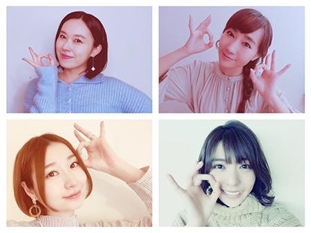 """女性声優ユニット""""スフィア""""が約1年3か月ぶりに新曲「スクランブルデイズ」をリリース!! メンバーからのコメントが到着!!"""