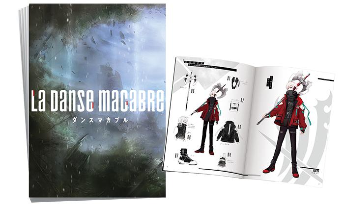 「一番くじ アイドリッシュセブン LA DANSE MACABRE」が3月13日(土)より順次発売予定! ミニ色紙セットやブックレットなどがラインナップ