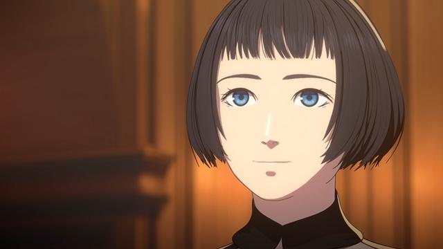 冬アニメ『Levius レビウス』第7話「僕のこと・・・覚えてるかな?」の予告動画を公開! レビウスが戦場で目撃した少女はA.J.ラングドンだった!?