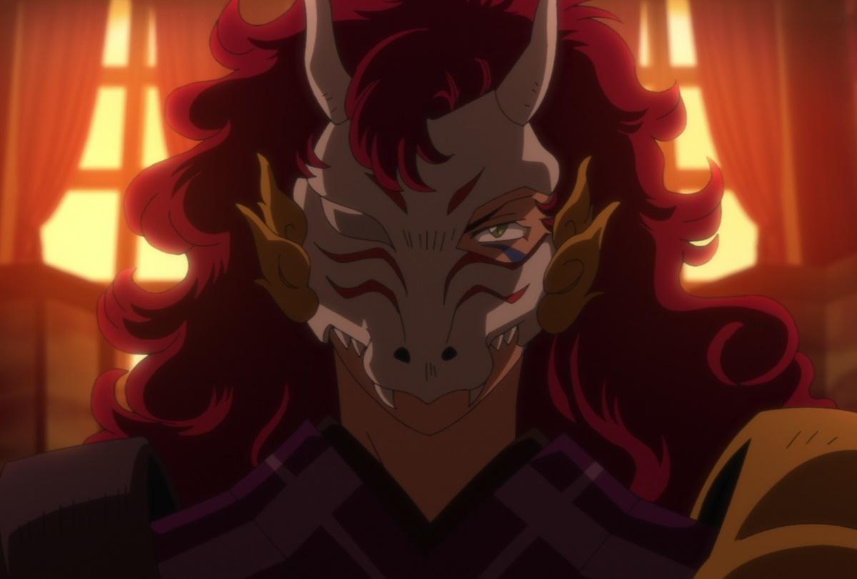 TVアニメ『半妖の夜叉姫』第21話あらすじ&場面カット公開