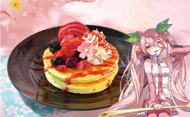 『桜ミク』とアニメイトカフェのコラボレーションカフェが期間限定で開催決定! グッドスマイル×アニメイトカフェ秋葉原・大阪日本橋で3月10日よりスタート-10