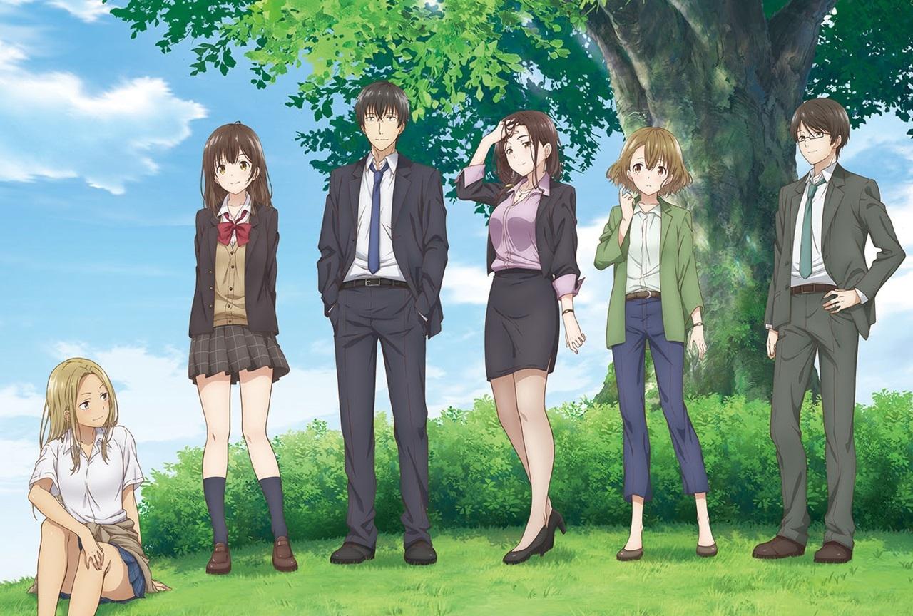 春アニメ『ひげひろ』新規ビジュアル&PV公開、放送情報も到着