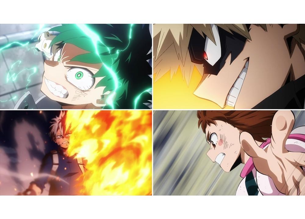 春アニメ『ヒロアカ』第5期のPV第3弾公開!OP&EDテーマ情報も公開