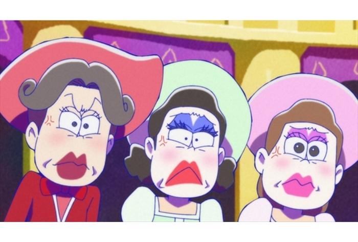 TVアニメ『おそ松さん』第3期 第21話場面カット公開