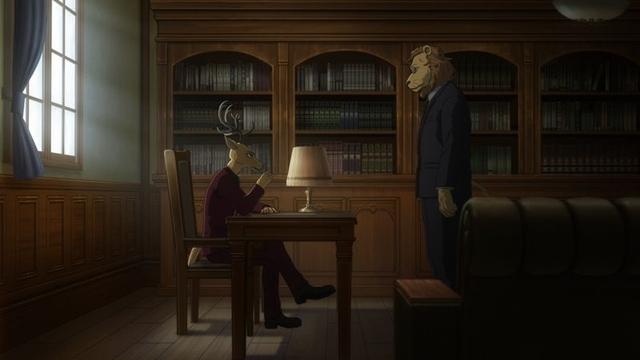 『BEASTARS』の感想&見どころ、レビュー募集(ネタバレあり)-1