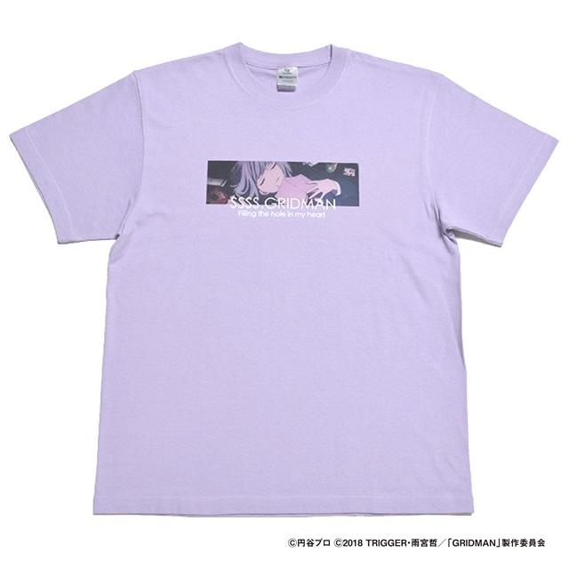 アニメグッズブランド・culcolle(カルコレ)より、アニメ『SSSS.GRIDMAN(グリッドマン)』のTシャツとエコバッグが登場!