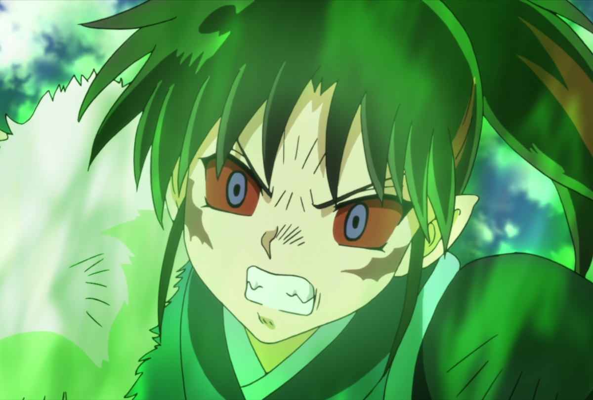 TVアニメ『半妖の夜叉姫』第22話あらすじ&場面カット公開