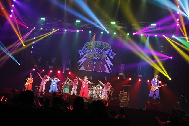 GRANRODEO主催フェス「GRANRODEO 15th ANNIVERSARY FES ROUND GR 2020」オフィシャルレポート到着!-6