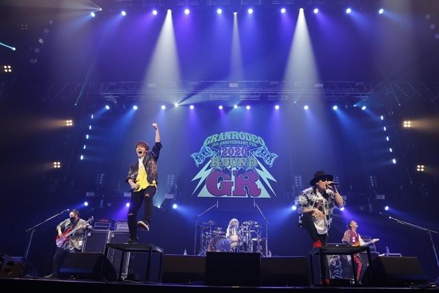 GRANRODEO主催フェス「GRANRODEO 15th ANNIVERSARY FES ROUND GR 2020」オフィシャルレポート到着!-14