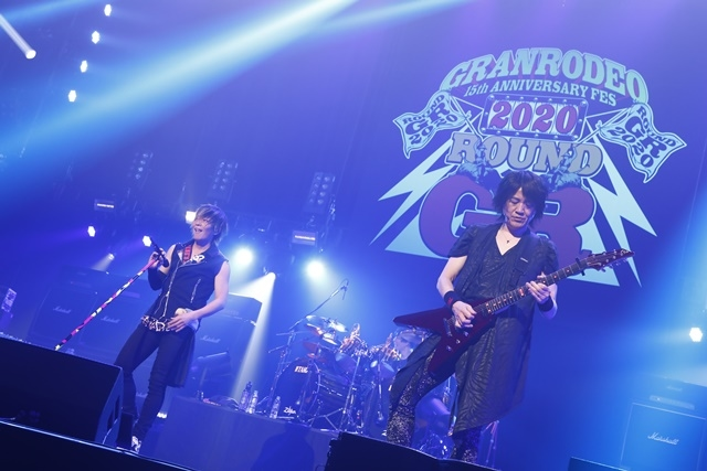 GRANRODEO主催フェス「GRANRODEO 15th ANNIVERSARY FES ROUND GR 2020」オフィシャルレポート到着!-18