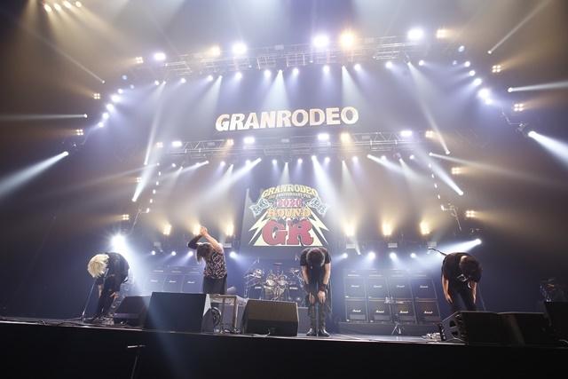 GRANRODEO主催フェス「GRANRODEO 15th ANNIVERSARY FES ROUND GR 2020」オフィシャルレポート到着!-21