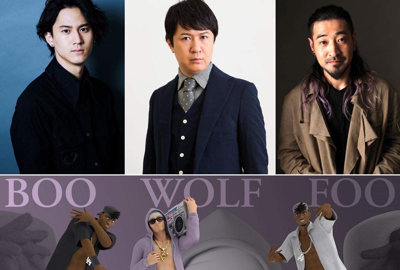 『新生劇場版テニスの王子様』追加声優に杉田智和、武内駿輔、竹内良太