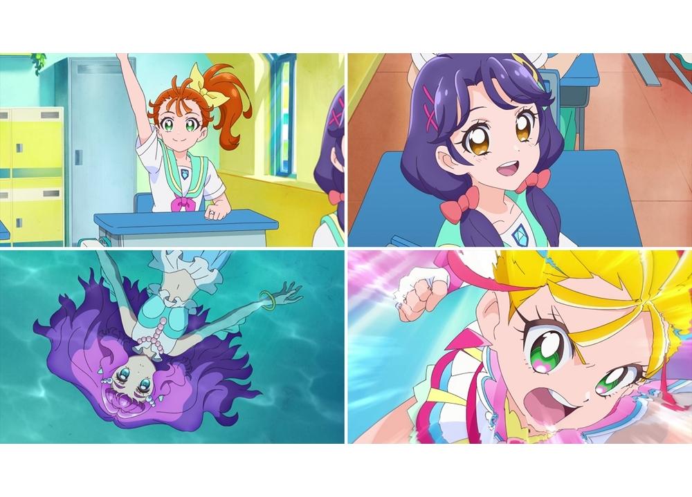 TVアニメ『トロプリ』第2話「まなつとローラ!どっちのダイジが一番大事?」の先行カット到着!