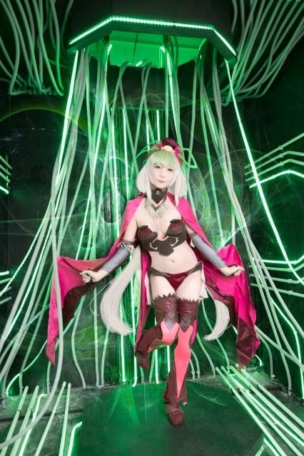 アニメ『革命機ヴァルヴレイヴ』より、女性キャラクターのコスプレ特集! 流木野サキ、ピノらに扮するコスプレイヤーさんたちをピックアップ!-7